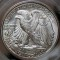 1938 D Walking Liberty Half Dollar