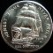 1973 Constitution Mint 1 oz silver round - USS Constitution