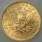 1903 S $5 Liberty Gold Half Eagle