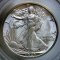 1943 S/S Walking Liberty Half Dollar