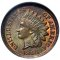 1864 Indian Head Cent Bronze
