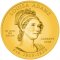 2008 Louisa Adams Commemorative 1/2 oz Gold $10 (Artist Rendering)