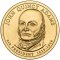 2008 P John Quincy Adams Presidential Dollar