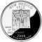 2008 S New Mexico State Quarter Dollar Proof