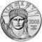 2008 American Platinum Eagle Uncirculated $100 1 oz