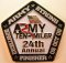 2008 24th Army Ten-Miler Finisher Medal