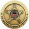 Retired Secret Service Challenge Coin