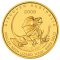 2008 P Australian Frilled Neck Lizard Proof 1/2 ounce Gold 50 Dollars