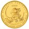 2008 P Australian Frilled Neck Lizard Proof 1/25 ounce Gold 5 Dollars