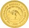 2008 Australian Nugget Gold 10 ounce 1000 Dollars