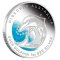 2009 P Australian Dolphin Silver 1 ounce Proof Dollar
