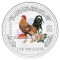 2005 Australian Silver Rooster Coloured 1 ounce 1 Dollar