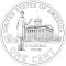 2009 Lincoln Bicentennial One Cent  (Professional Life in Illinois line art design)