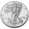 2008 American Silver Eagle Uncirculated 1oz