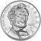 2009 P Abraham Lincoln Commemorative Silver Dollar Uncirculated