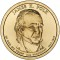 2009 James K. Polk Presidential Dollar Unc