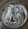 1944 D Walking Liberty Half Dollar