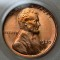 1930 Lincoln Cent Red