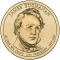 2010 James Buchanan Presidential Dollar Uncirculated
