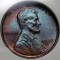 1927 D Lincoln Cent Brown