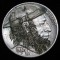 1937 Hobo Nickel (face with beard)