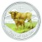 2009 P Australian Silver Ox Series II Coloured Edition 1 ounce 1 Dollar