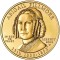 2010 W Abigail Fillmore Commemorative 1/2 oz Gold Uncirculated $10