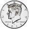 2012 D Kennedy Half Dollar Uncirculated