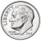 2014 P Roosevelt Dime Uncirculated