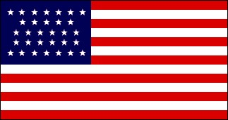 US 31 star flag