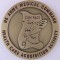 US Army Medical Command Healthcare Acquisition Activity Challenge Coin
