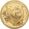 2004 H Australian 5 Dollar Uncirculated Bicentenary of Tasmania