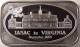 2001 IASAC in Virginia 1 ounce Silver Bar