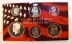 2004 S Silver Proof Set (11 coin)