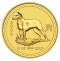 2006 Australian Dog Gold 10 ounce 1000 Dollars
