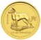 2006 Australian Dog Gold 1/10 ounce 15 Dollars