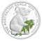 2005 P Australian Koala Platinum Proof 1/20 ounce