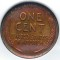 1915 Lincoln Cent