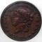 1837 Hard Times Token - Not One Cent for Tribute